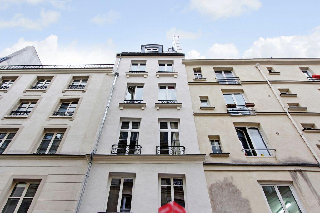Achat studio 19m² - Paris 2ème arrondissement
