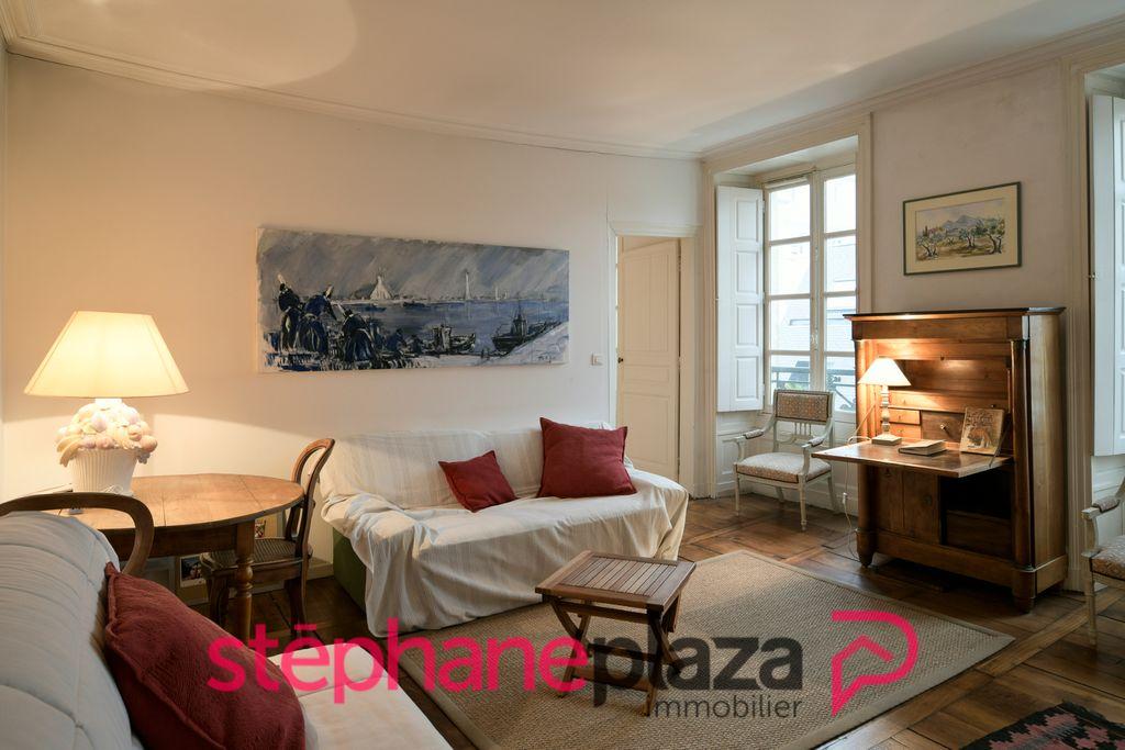 Achat appartement 2pièces 53m² - Rennes