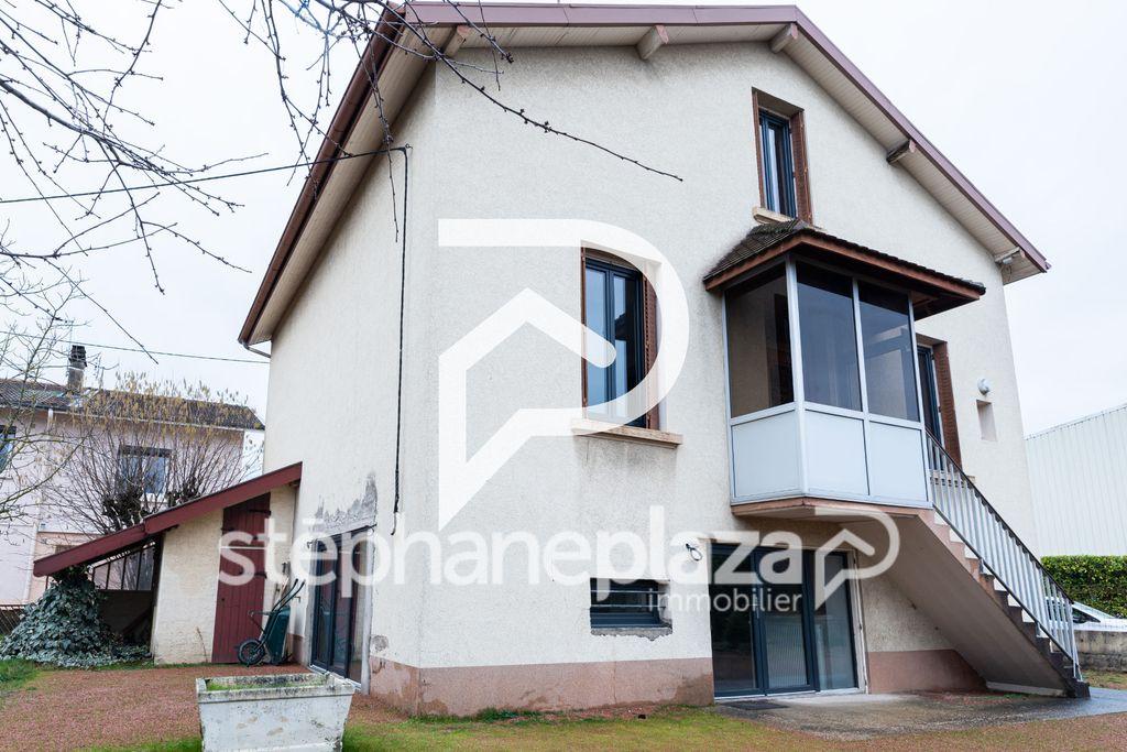 Achat maison 5chambres 157m² - Péronnas
