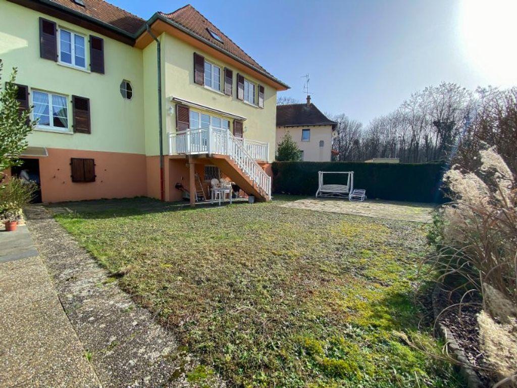 Achat maison 3chambres 146m² - Strasbourg