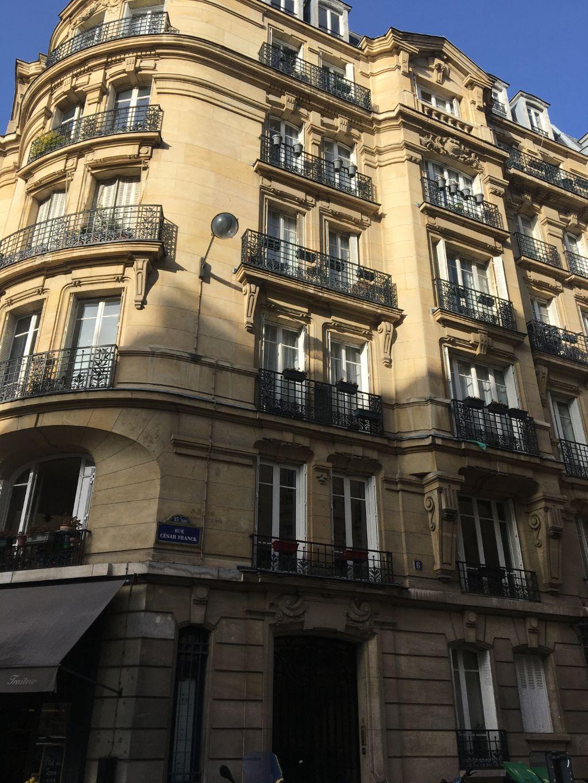 Achat studio 10m² - Paris 15ème arrondissement