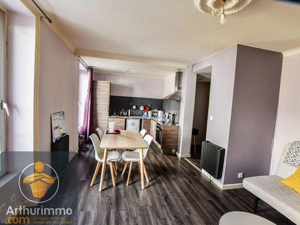 Achat appartement 2pièces 42m² - Brest