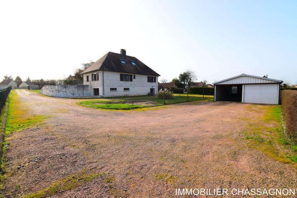 Achat maison 4 chambre(s) - Thiel-sur-Acolin