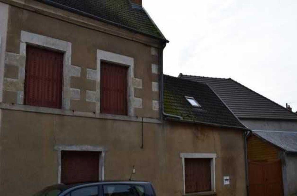 Achat maison 3chambres 90m² - Saint-Parize-le-Châtel