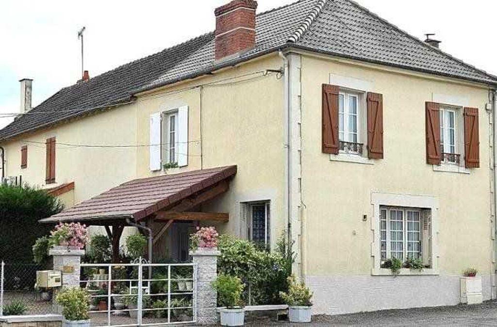 Achat maison 2chambres 92m² - Saint-Parize-le-Châtel