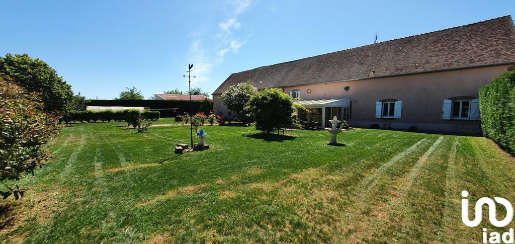 Achat maison 3chambres 150m² - Précy-sur-Vrin