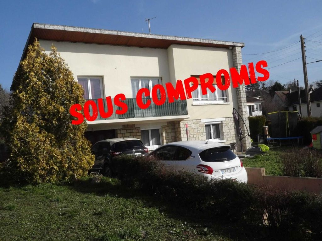 Achat maison 4chambres 120m² - Joigny
