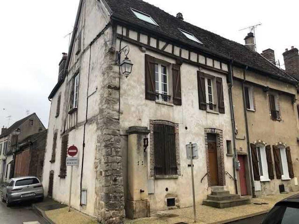 Achat maison 1chambre 65m² - Villeneuve-sur-Yonne
