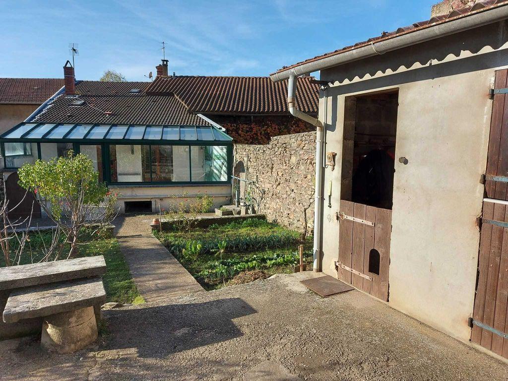 Achat maison 3chambres 130m² - Saint-Sorlin-en-Bugey