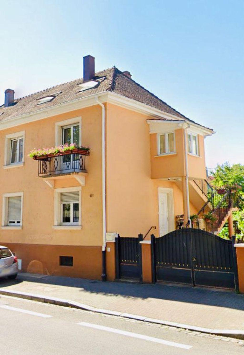 Achat maison 8chambres 228m² - Strasbourg