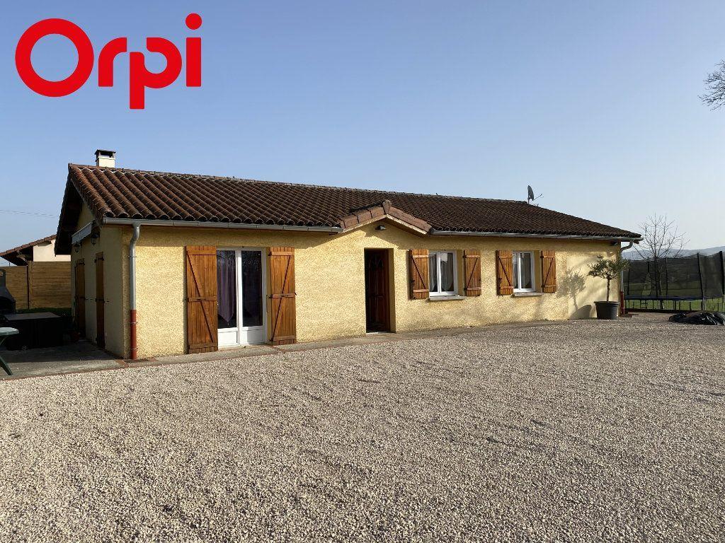 Achat maison 4chambres 145m² - Beaupont