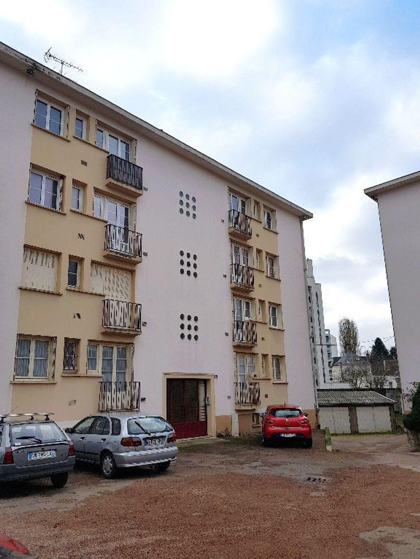 Achat appartement 4pièces 76m² - Nevers