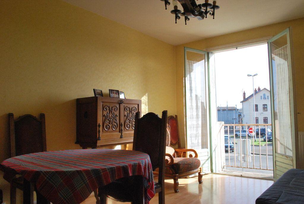 Achat appartement 2pièces 45m² - Cosne-Cours-sur-Loire