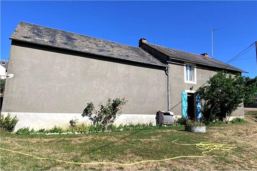 Achat maison 3chambres 80m² - Montapas