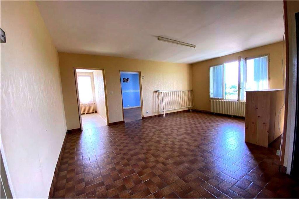 Achat maison 4chambres 120m² - Imphy