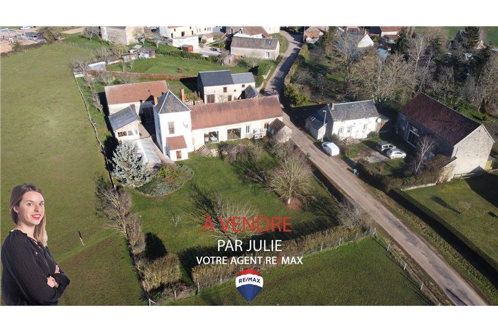 Achat maison 4chambres 182m² - Billy-Chevannes
