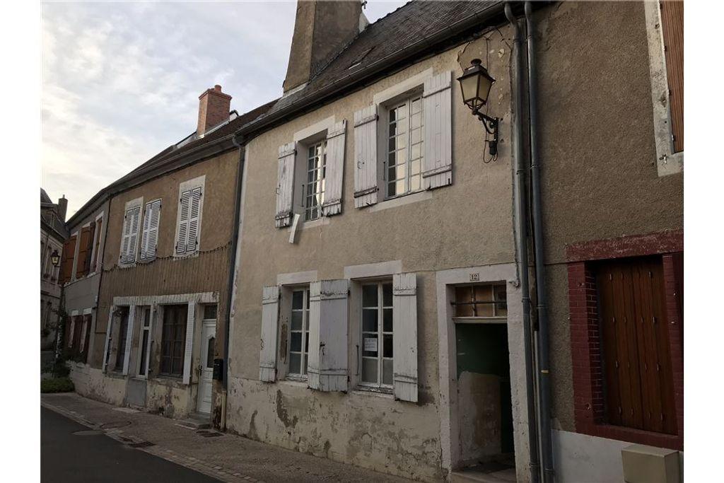 Achat maison 3chambres 90m² - Moulins-Engilbert