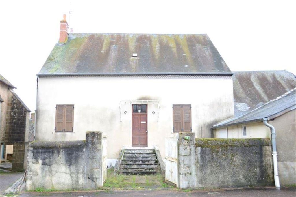 Achat maison 3chambres 110m² - Saint-Saulge