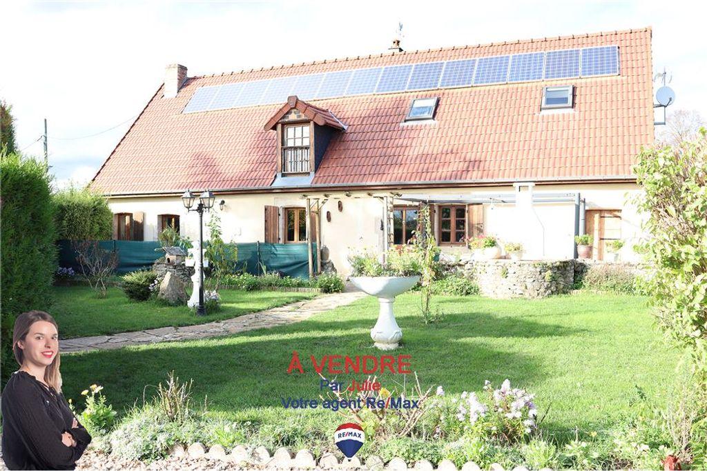 Achat maison 3chambres 167m² - Vaux d'Amognes