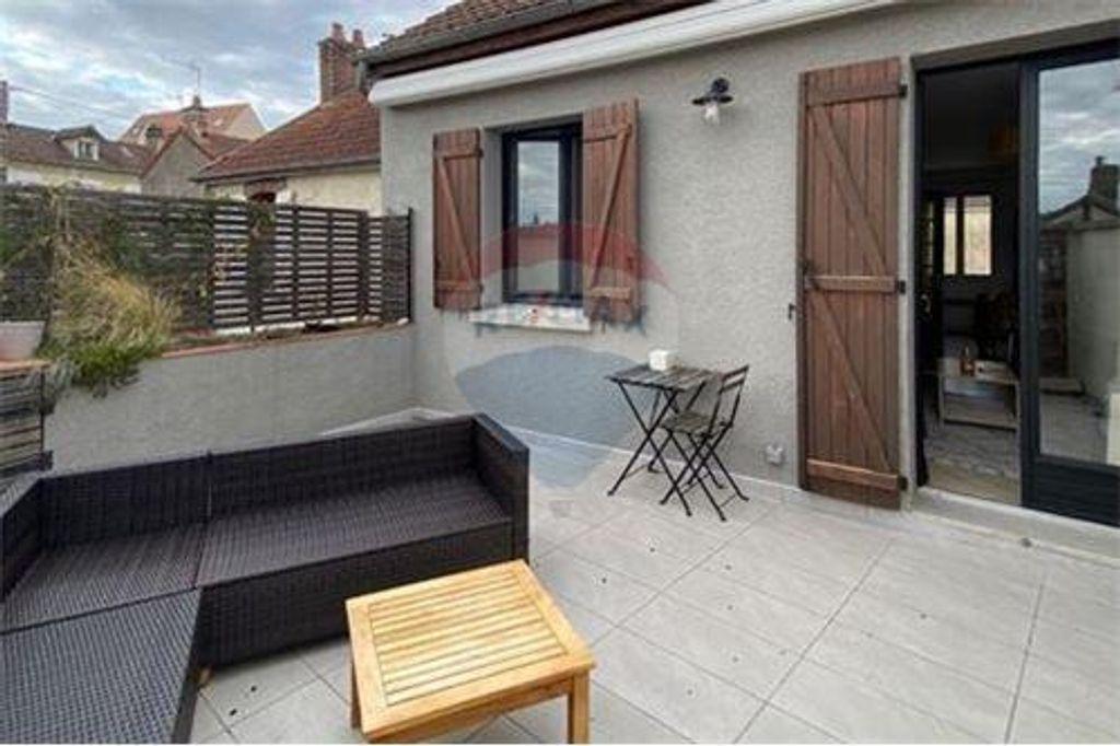 Achat duplex 3pièces 92m² - Auxerre
