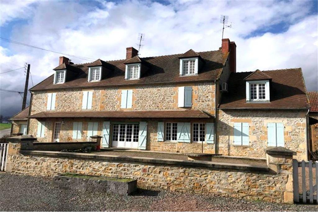Achat maison 10chambres 393m² - Saint-Jean-aux-Amognes