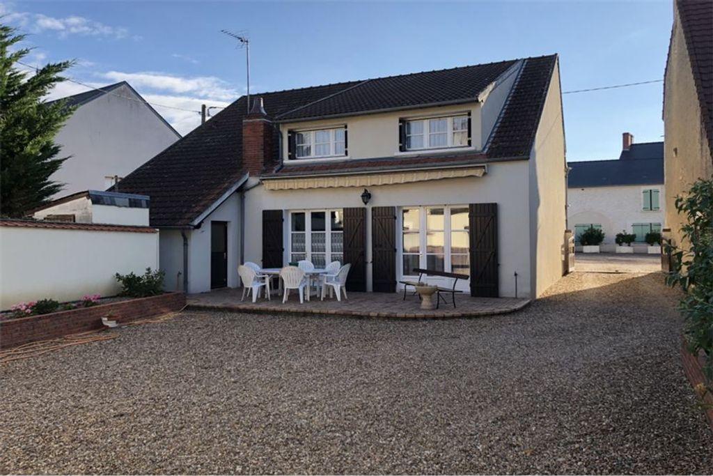 Achat maison 5chambres 180m² - Tracy-sur-Loire
