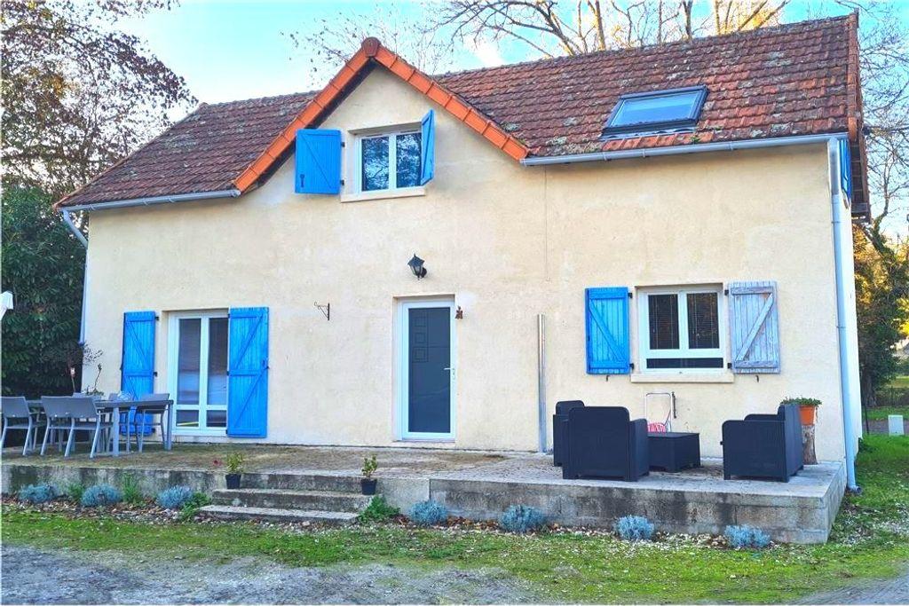 Achat maison 3chambres 108m² - Cosne-Cours-sur-Loire
