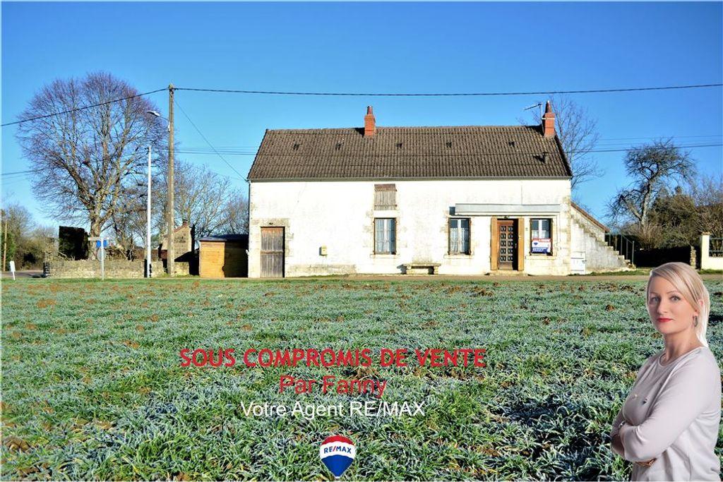 Achat maison 1chambre 47m² - Narcy