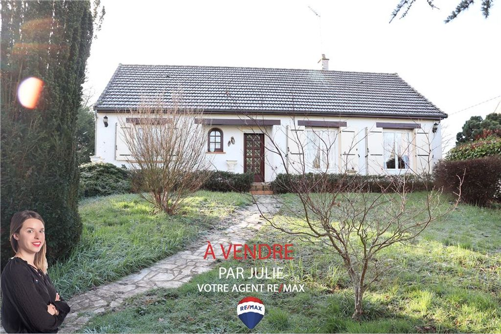 Achat maison 3chambres 90m² - Charrin