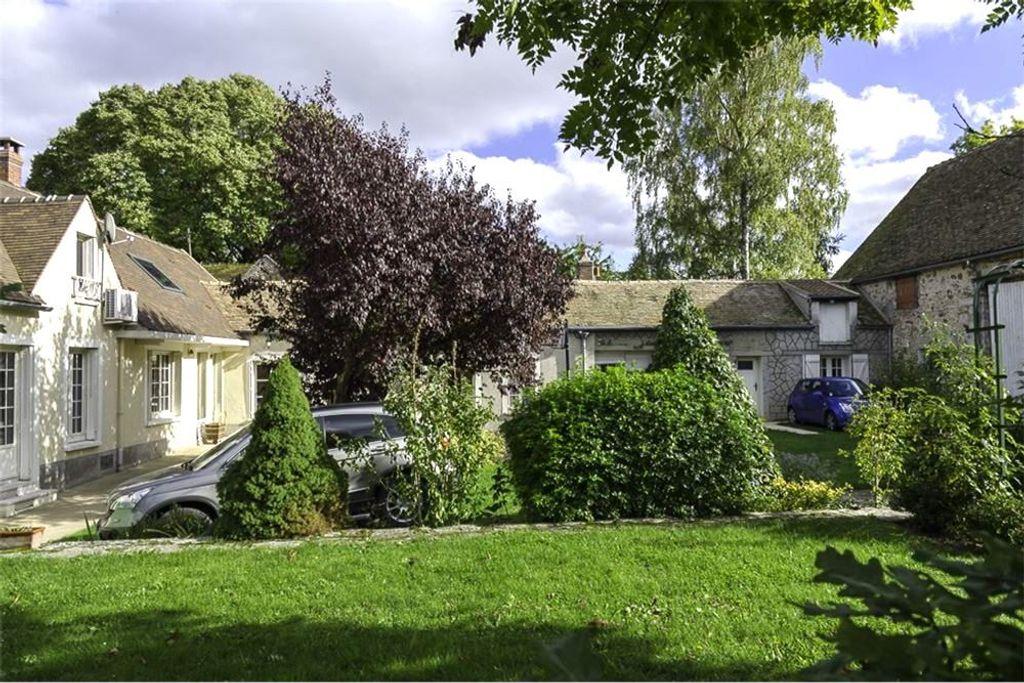 Achat maison 4chambres 200m² - Villeneuve-la-Guyard