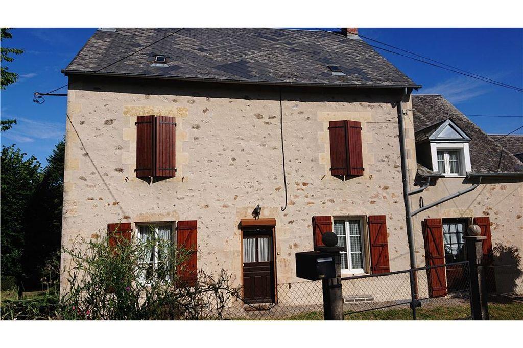 Achat maison 5chambres 160m² - Saint-Honoré-les-Bains