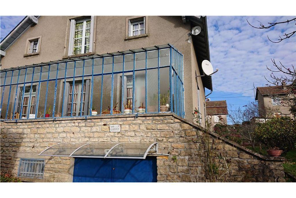 Achat maison 3chambres 116m² - Saint-Honoré-les-Bains