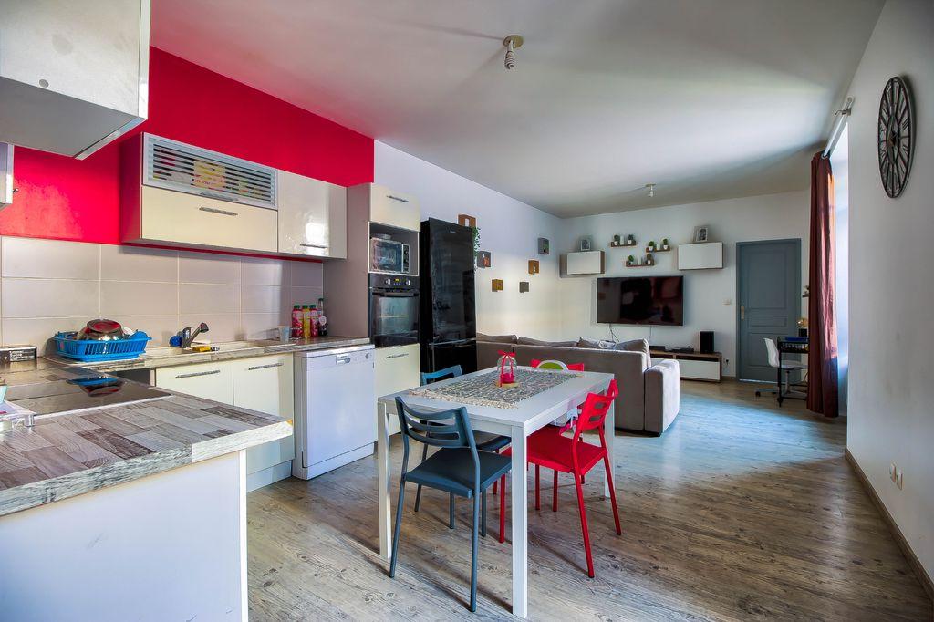 Achat appartement 4pièces 84m² - Ambérieu-en-Bugey