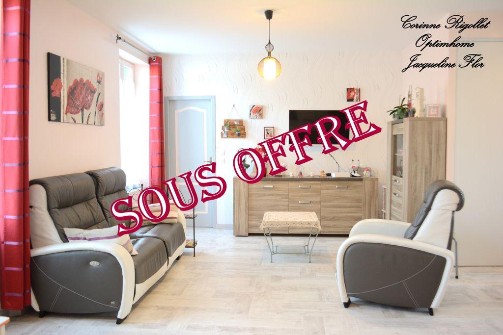 Achat appartement 5pièces 89m² - Ambérieu-en-Bugey