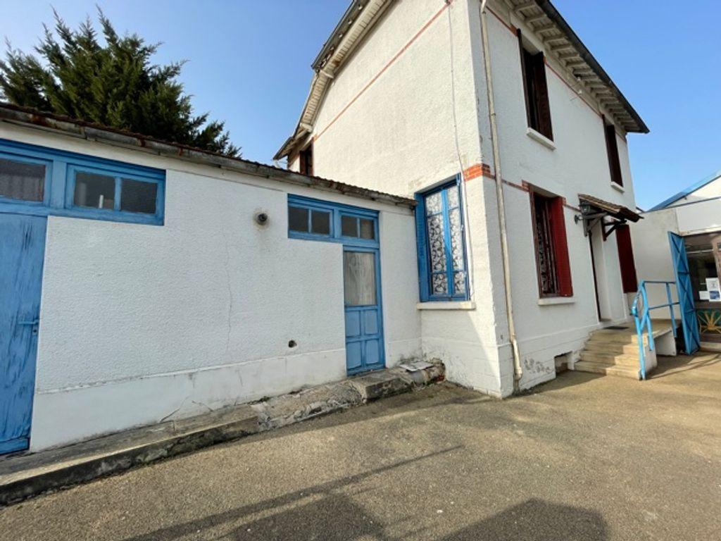 Achat maison 2chambres 91m² - Auxerre