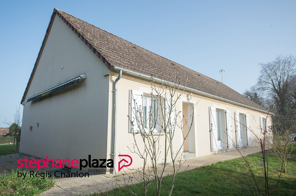 Achat maison 4chambres 141m² - Marzy