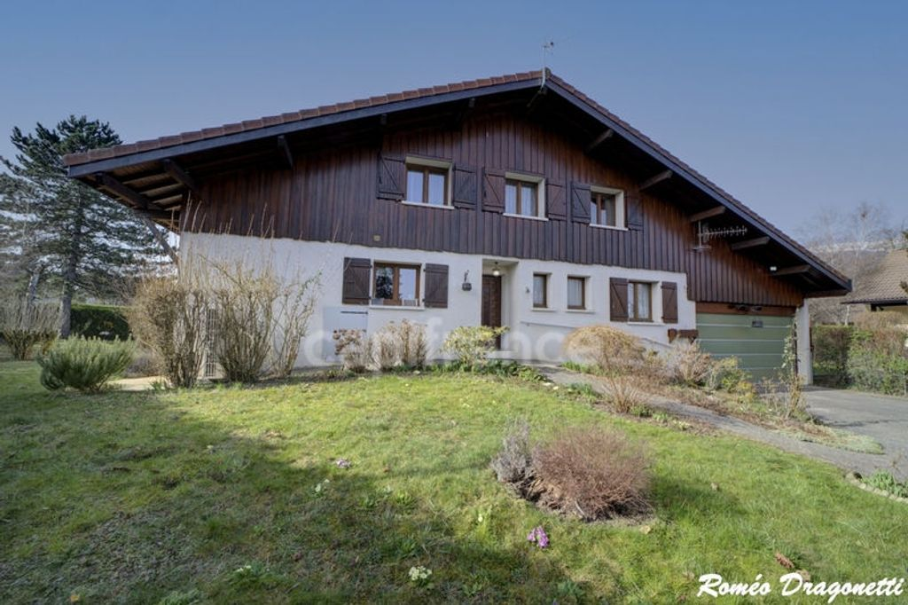 Achat maison 5chambres 176m² - Saint-Genis-Pouilly