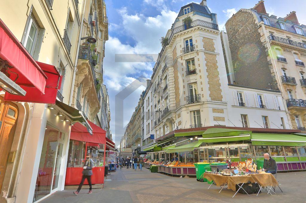 Achat studio 14m² - Paris 17ème arrondissement