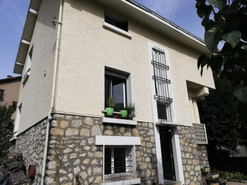 Achat maison 4chambres 145m² - Grenoble