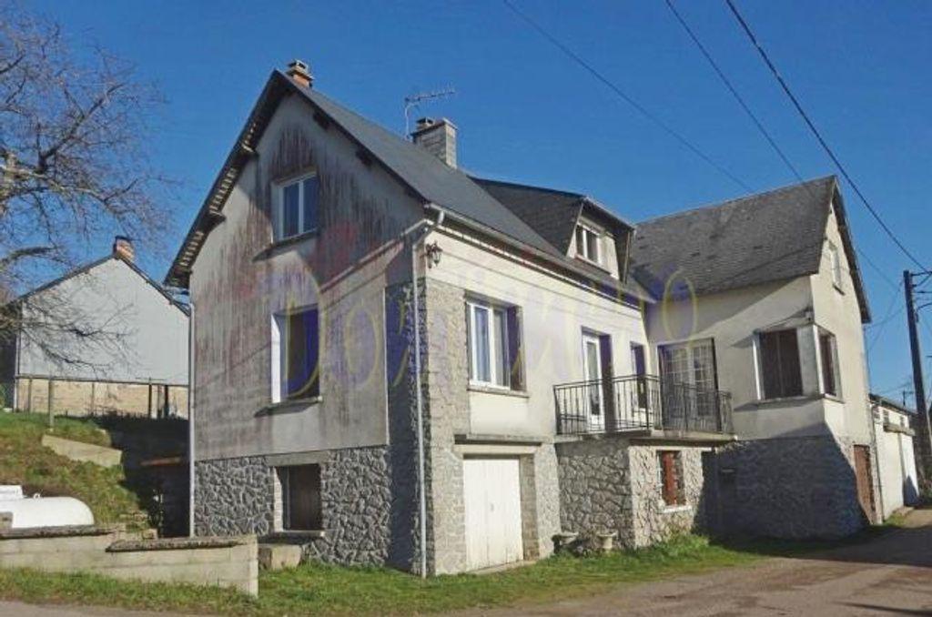Achat maison 3chambres 149m² - Ouroux-en-Morvan