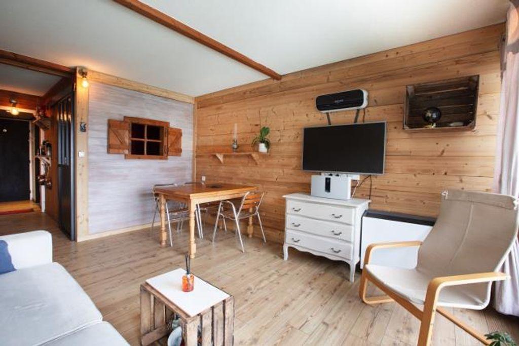 Achat appartement 2pièces 29m² - Métabief
