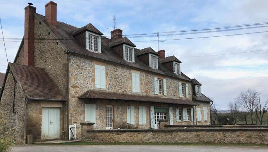 Achat maison 10chambres 410m² - Saint-Jean-aux-Amognes