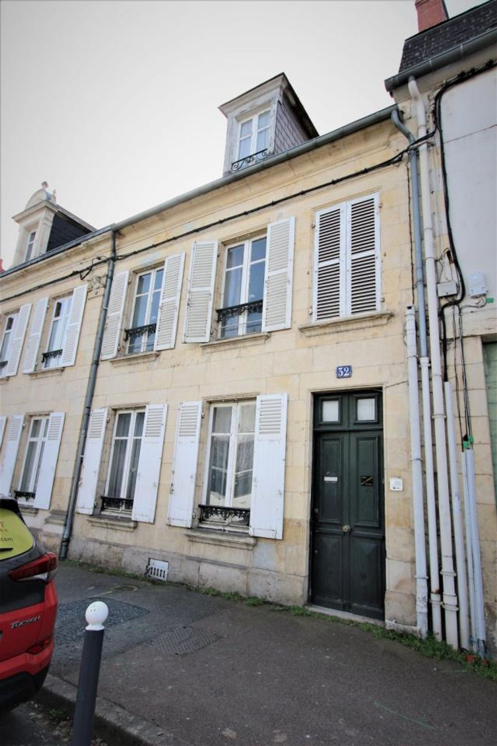 Achat maison 4chambres 124m² - Nevers