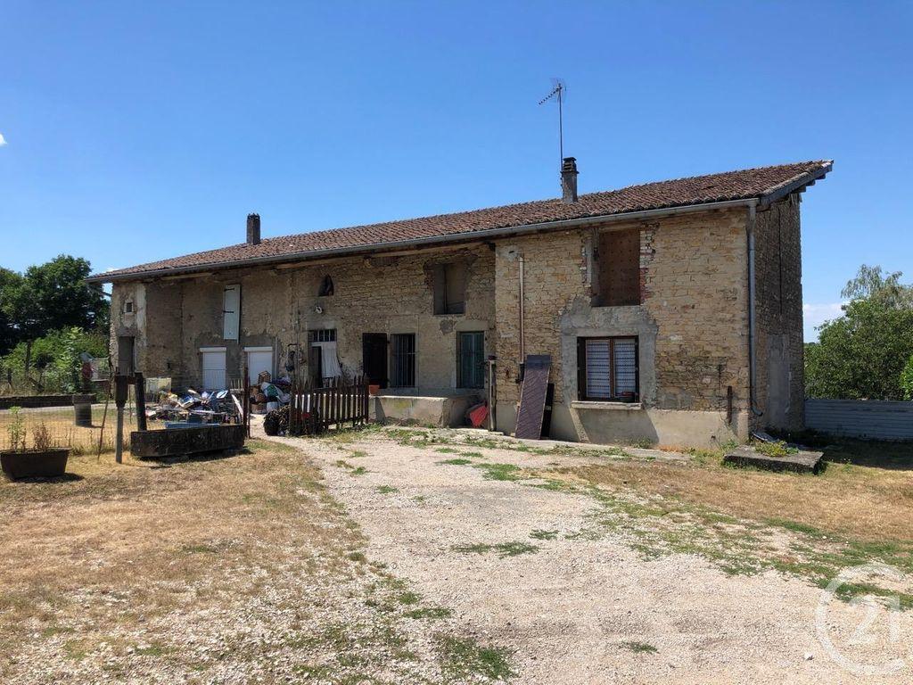 Achat maison 2chambres 137m² - Ambronay
