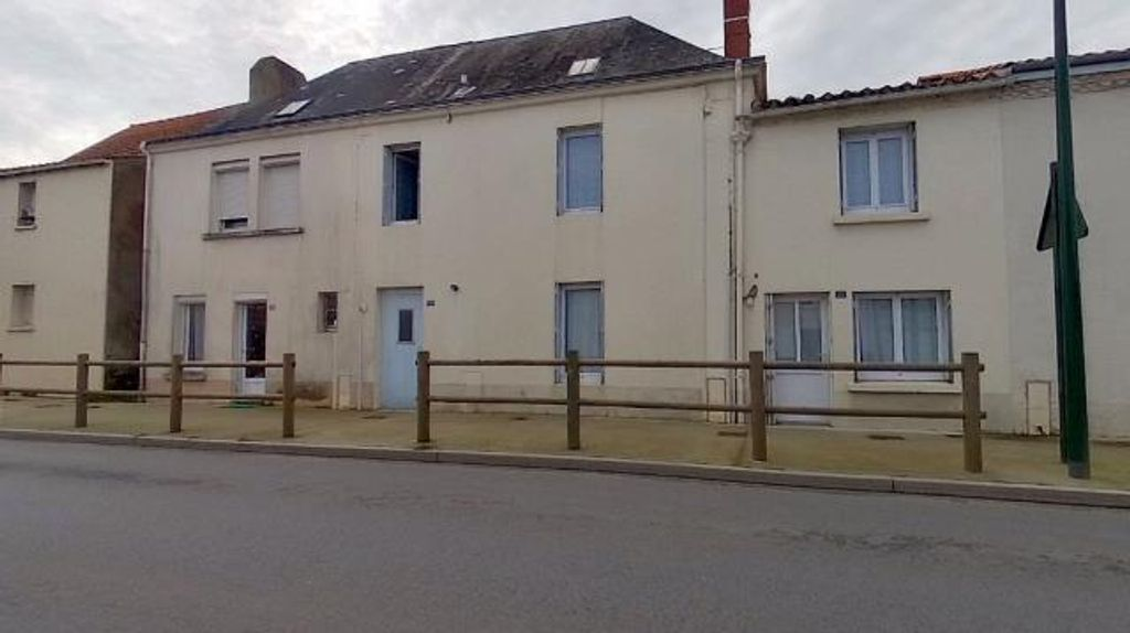 Achat maison 3chambres 105m² - Vieillevigne