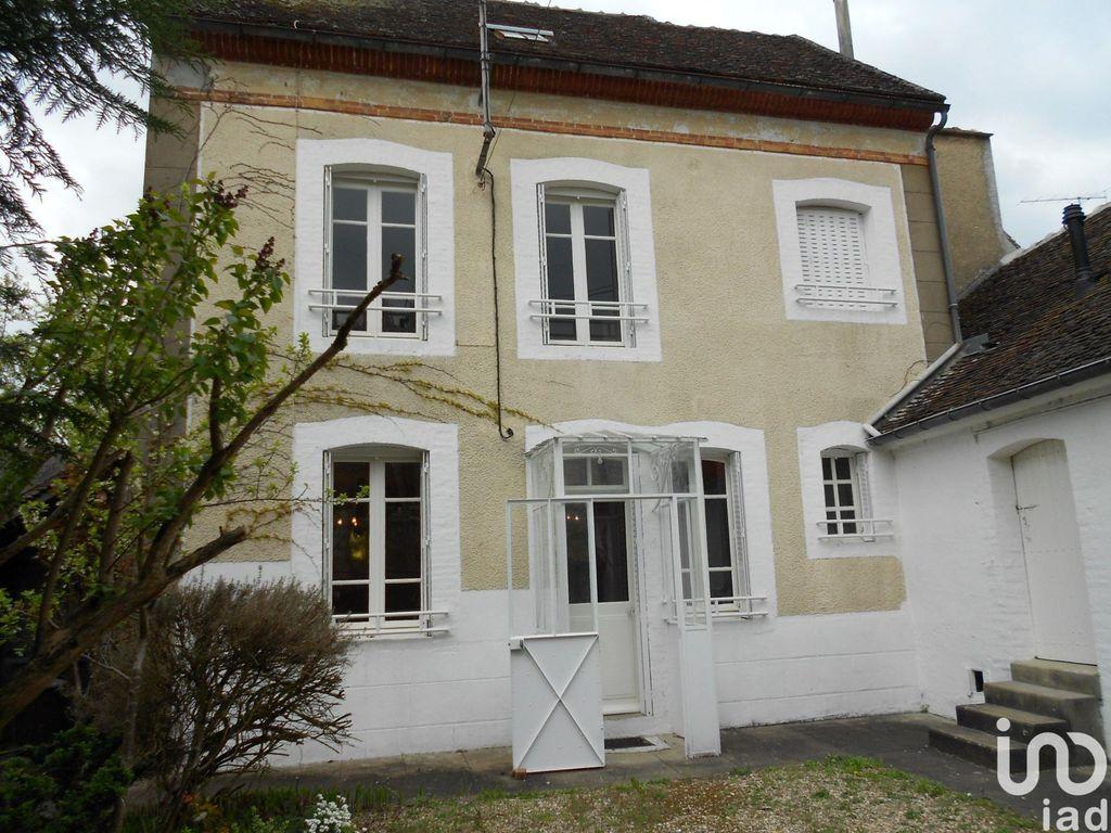 Achat maison 3chambres 80m² - Villecien
