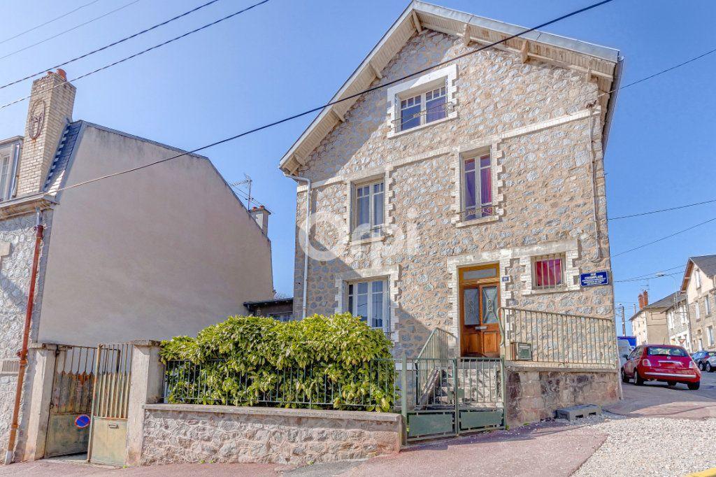 Achat maison 5chambres 108m² - Limoges