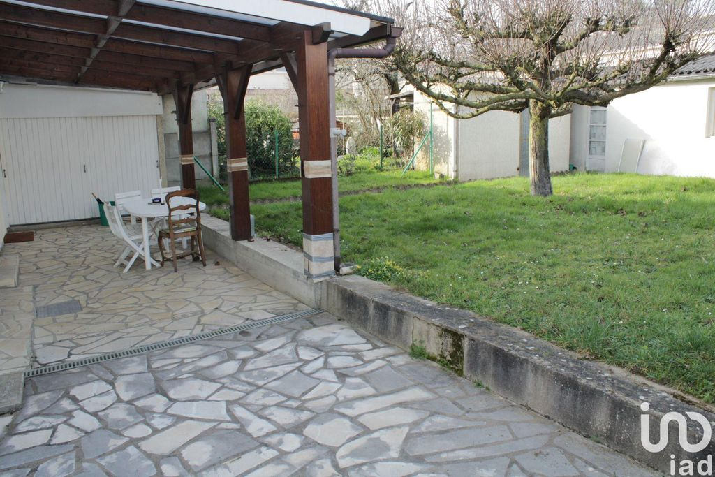 Achat maison 5chambres 107m² - Angers