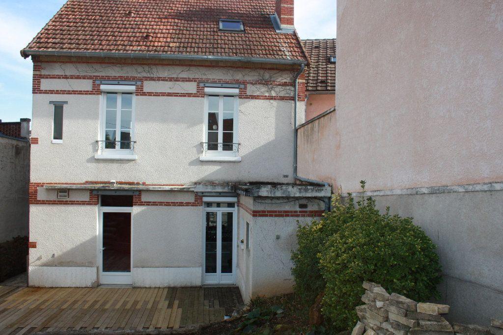 Achat maison 4chambres 160m² - Auxerre