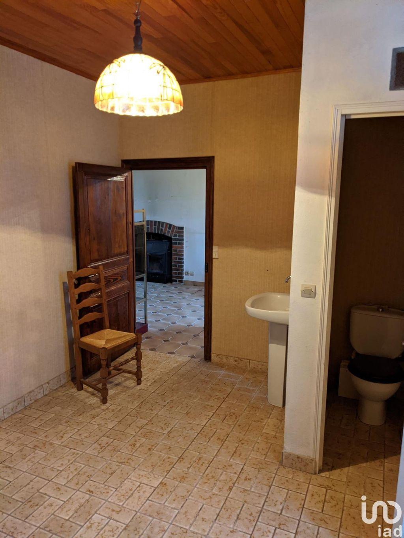 Achat maison 4 chambre(s) - Louroux-de-Bouble